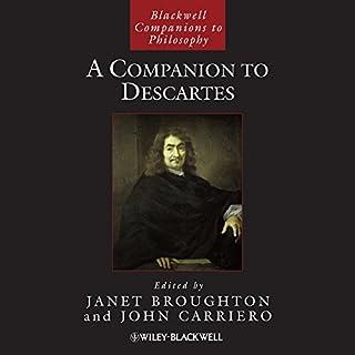 A Companion to Descartes cover art