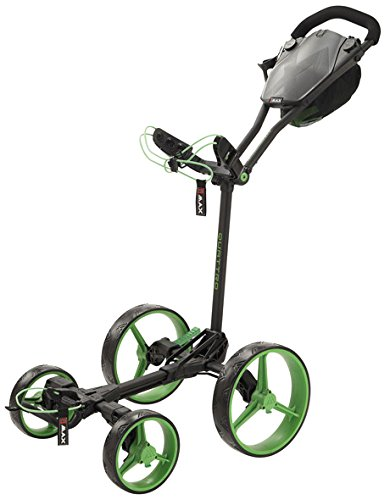 Big Max Blade Quattro Push Carts USA (Phantom-Lime)