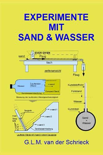 Experimente mit Sand und Wasser (Experiments)