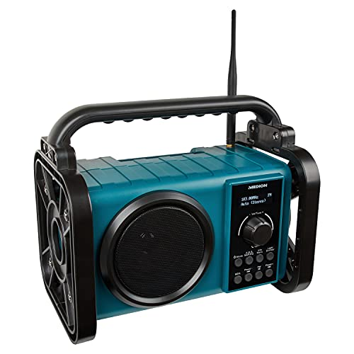MEDION E66045 DAB+ Baustellenradio...
