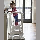 Little Partners' Kids Learning Tower – Child Kitchen Helper...