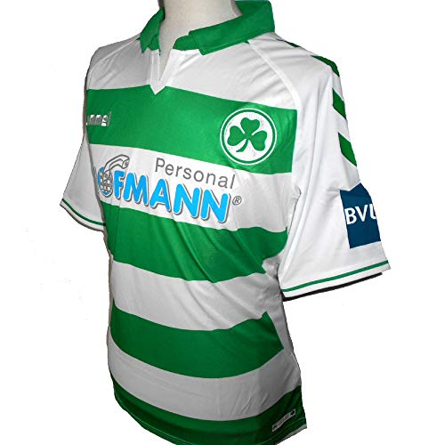 hummel Herren Trikot SPVGG Greuther Furth Home 2018-2019, Herren, grün, XL