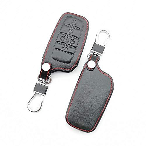 TMAAORS Custodia per auto in pelle con copritastiera per auto protegge accessori per auto shell, per Toyota chr c-hr land cruiser 200 avensis auris corolla