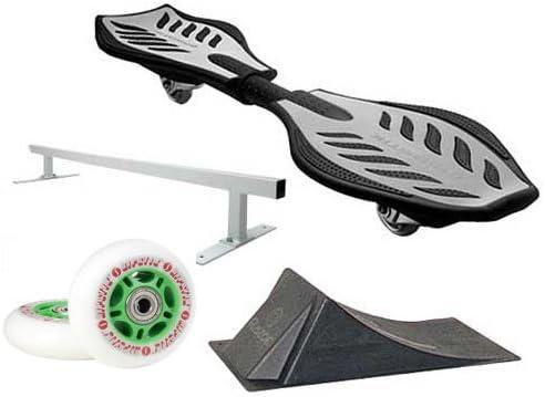 Razor Ripstik National uniform free shipping Silver Caster Board Skate Fashion Accessor w Deluxe