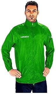 Legea Cairo Tuono Veste manches longues /à capuche coupe-vent Homme Vert