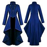Etoilemer Chaqueta de Esmoquin para Mujer, Elegante FRAC Steampunk para Mujer, Chaqueta gótica Vintage, corsé Victoriano