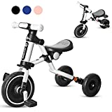 3 in 1 Kids Tricycle for Age 1-4 Years Old...