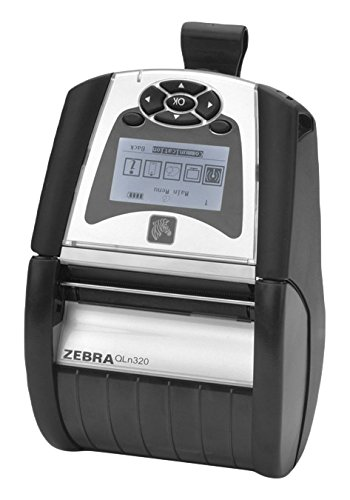 Zebra QLn320Utilisation Portable Étiqueteuse