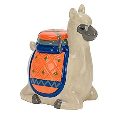 Boston Warehouse Scrubby Holder Sponge, Llama