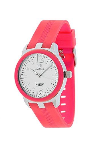 Reloj Marea Mujer B35203/4 Goma Naranja