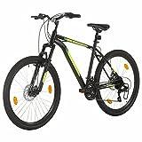 Tidyard Bicicleta de Montaña 21 Velocidades 27,5 Pulgadas R