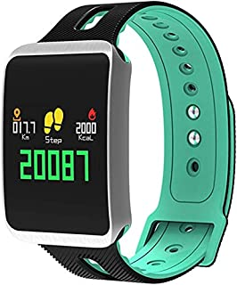 Delicate Smart Watch, Waterproof Fitness Tracker, Sleep Monitoring, Blood Pressure And Oxygen Function With Color Screen F...