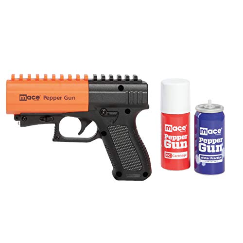 Mace Pepper Spray Gun 2.0