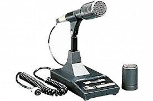 Kenwood MC-90 Micrófono de mesa con procesador DSP y doble cápsula