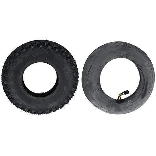 Geroosaty Neumáticos de 8 x 2 pulgadas, 200 x 50 (8 pulgadas) para scooters eléctricos y sillas de ruedas eléctricas.