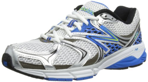 New Balance Men's 940 V2 Running Shoe, White/Blue, 11.5 D US