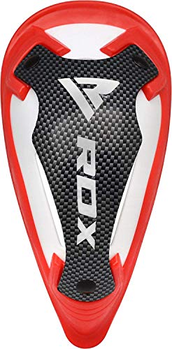 RDX Boxen Tiefschutz MMA Adult Groin Cup Unterleibschutz Kickboxen Abdo Boxing Bauchschutz Jock Strap Muay Thai (MEHRWEG)