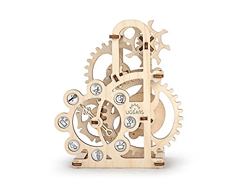 Ugears Mechanisches 3D-Puzzle Dynamometer-Modell