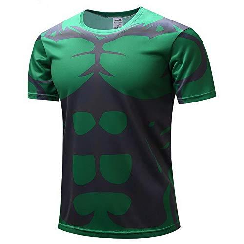 HOOLAZA Avengers Super Heroes - Camiseta...