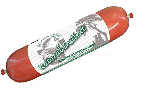Farrado Monoprotein Hundewurst Rind pur 6x800 gr, getreidfrei