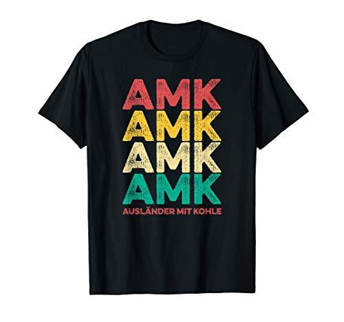 AMK Ausländer mit Kohle I Amina Koyim Outfit T-Shirt