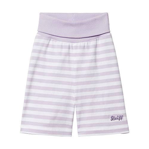 Steiff Baby-Mädchen Shorts, Violett (Pastel Lilac 7008), 80