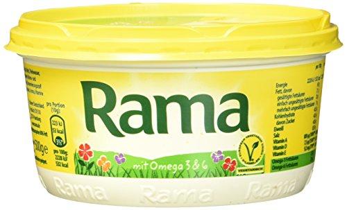 Rama Margarine Original, 500 g