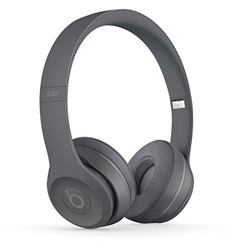 Beats by Dr Dre Solo3 Wireless On-Ear Headphones - Neighborhood Collection - Asphalt Gray