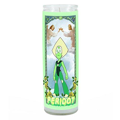 Steven Universe Peridot Prayer Candle