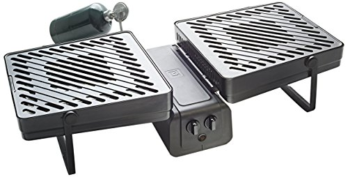 Elevate Portable Gas Grill, 14,000 BTU Custom Features Grills Home Kitchen Propane Stores