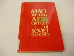 a critique of soviet economics