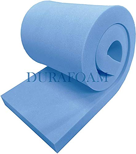 DURAFOAM High Density Firm Foam Sheet - 80' X 20' X 2' (200cm x 50cm x 5cm)