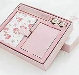 Piccolo Nuovo Kit Notepad Gift Box Diario