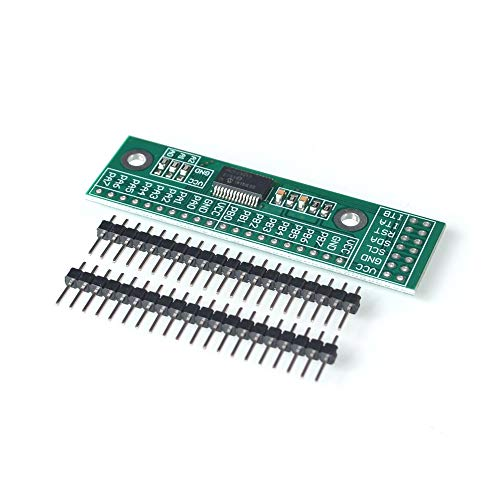 iHaospace MCP23017-E/SS I2C Interface 16 Channel IO Expansion Module Compatible Arduino C51 IIC Input and Output Expansion Board