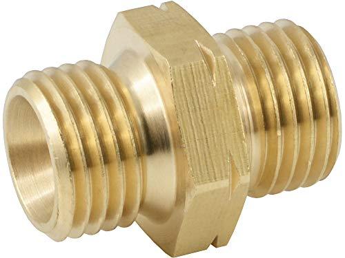3-teilig Messing y-forma Drei M/öglichkeiten 6/mm Koppler Adapter Schlauch Barb de