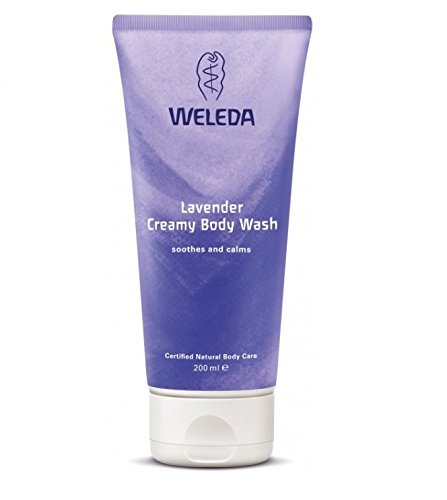 (2er BUNDLE) | Lavender Creamy Body Wash | 200ml - Weleda