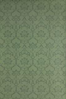 farrow and ball brocade wallpaper