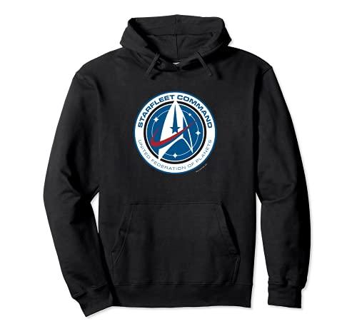 Star Trek: Discovery Sternenflotte Kommando Pullover Hoodie
