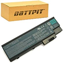 Battpit Aspire 9300 Laptop/Notebook Battery Replacement for Acer Aspire 5601 7000 7100 9300 9400 9410 Series TravelMate 5100 5110 5600 5610 5620 Series SQU-525 BT.00603.021 (4400mAh / 49Wh)