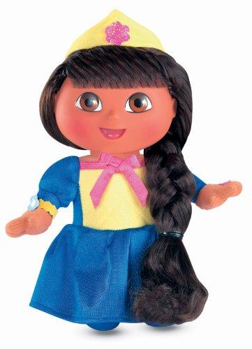 Fisher-Price auf der Go Fairytale Dora Puppe