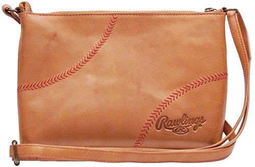 Rawlings Baseball Stitch Cross Body Bag