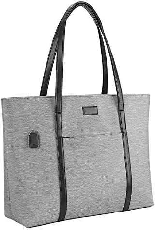 Laptop Tote Purse Large Business Women Work Bag Professional Computer Purse Teacher Tote Bag product image