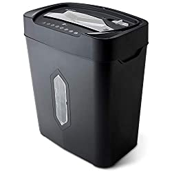 Aurora AU1230XA 12-Sheet Crosscut Paper Shredder, Best Paper Shredder Reviews, Paper Shredders, Home Security, Identity Theft