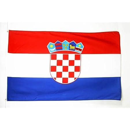 Flag Flag Croatia 30x45 cm with Wand