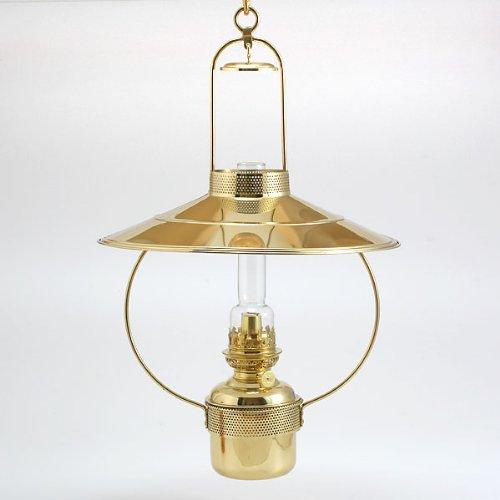 (DIL8209)(キャビンランプ-14) 真鍮製 船舶燈オイルランプ ランタン オランダ製 DEN HAAN ROTTERDAM デンハーロッテルダムDHR ペンダントライト