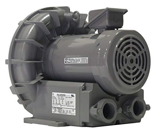 Regenerative Blower, 135 CFM, 230/460V