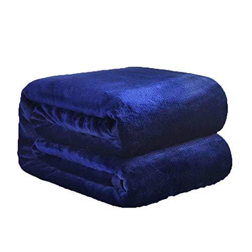 TodGH Manta de Forro Polar de Doble Cara,Úselo al Leer en el sofá/Pasar el rato en el sofá/Cama/participar en Eventos Deportivos o Acampar.
