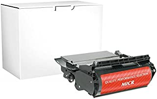Inksters Remanufactured Toner Cartridge Replacement for Lexmark T620/T622/X620 - High Yield (30K Pages)