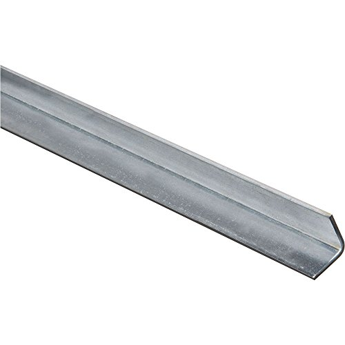 National Hardware N179-937 4010BC Solid Angle in Galvanized