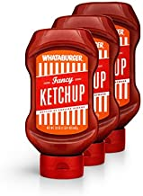 Whataburger Fancy Ketchup - 3 pack – SHIPPING DIRECT FROM WHATABURGER - Whataburger Fancy Ketcup (3pack/20oz)